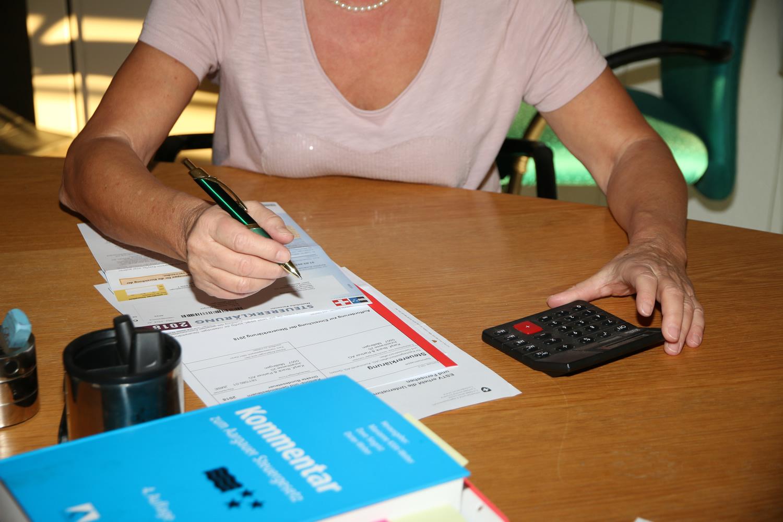 Margrit Brack-Karpf, Brack Partner AG-Steuerwesen